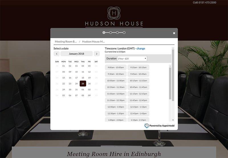 Hudson House Meeting Room