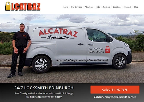 Alctraz Edinburgh Locksmiths