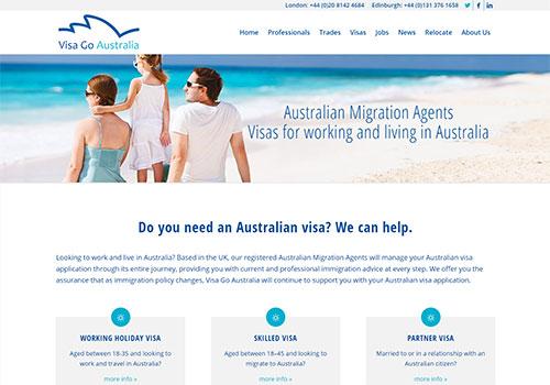 Visa Go Australia